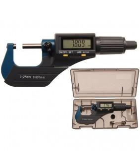 Vis micrométrique numérique BGS 0-25 mm