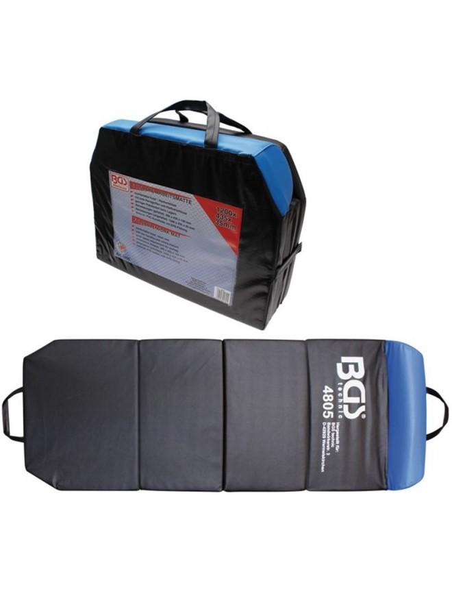 Tapis de protection BGS 1200 x 435 x 35 mm
