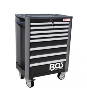 Servante d'atelier BGS 8 tiroirs vide