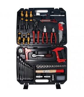 Coffre à outils Kraftmann 84 pièces