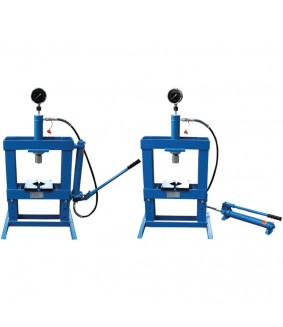 Presse d'atelier hydraulique 10 T BGS