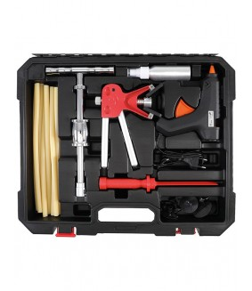 Jeu d'outils de débosselage Kraftmann - 22 pièces