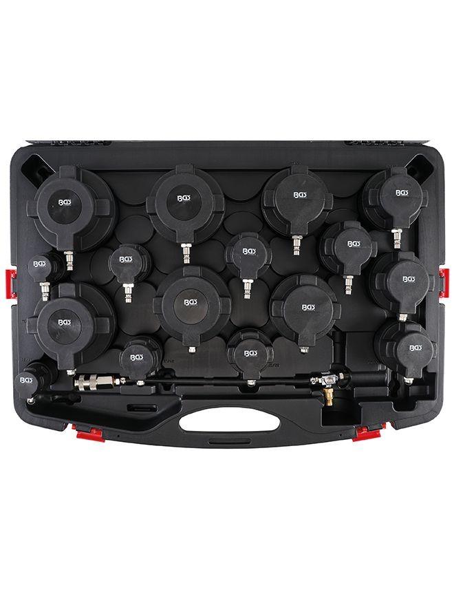 Coffret de diagnostic de compresseur turbo BGS - 17 pièces
