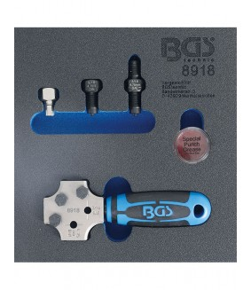 "Presse à collets BGS SAE et DIN 4,75 mm (3/16"")"