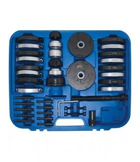 Jeu d'outils de roulement de roue BGS pour VAG unité de roulement Ø 62, 66, 72, 85 mm